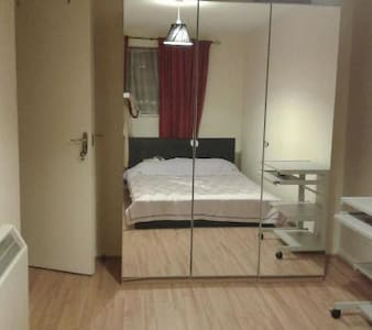 Nice and cosy double room with double bed - Apartamento
