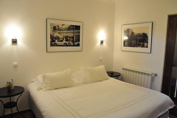 Slaapkamer 1 Casa Margaretha