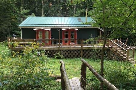 Streamside Mountain Cabin
