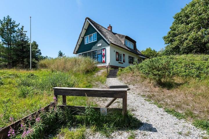 Hermosa villa en la isla de Ameland junto al mar