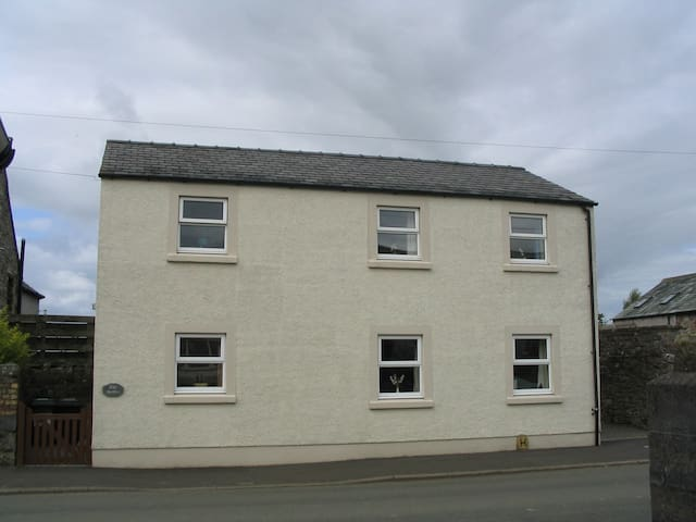 Cosy Cottage in a Charming Village - Wigton - Hus