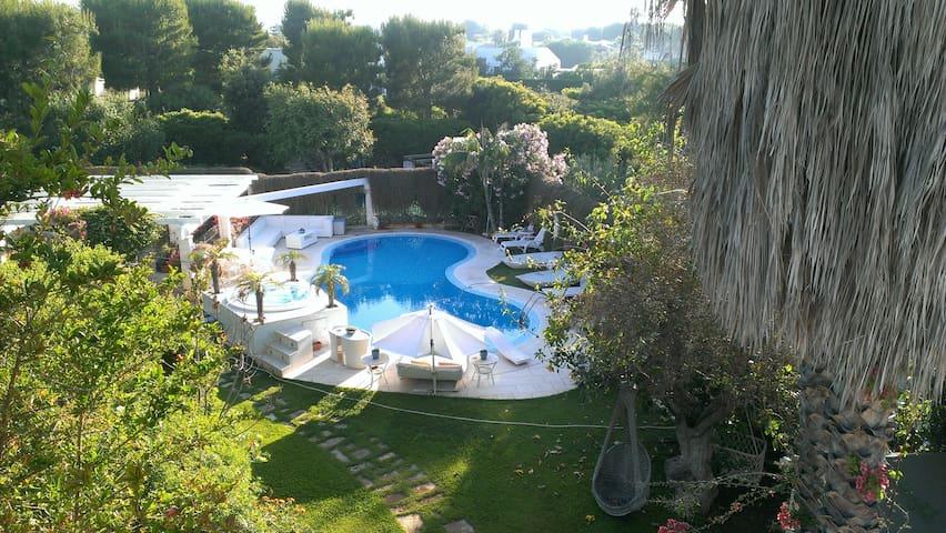 villa zwembad strand Ostuni Apulia - Rosa Marina - Villa