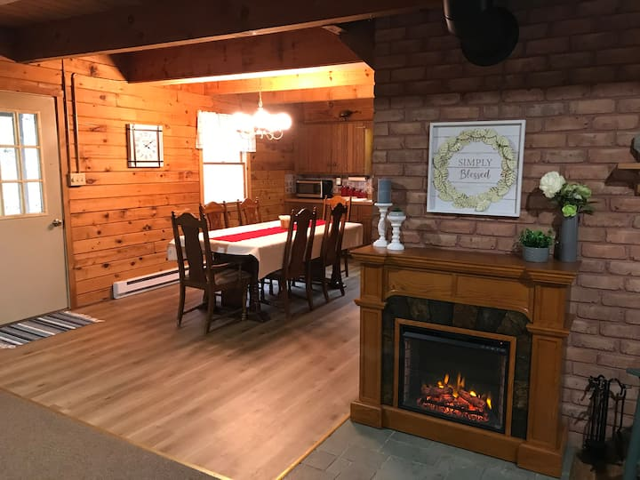 Middleburg Secluded Cabin in Shade Mountain Woods