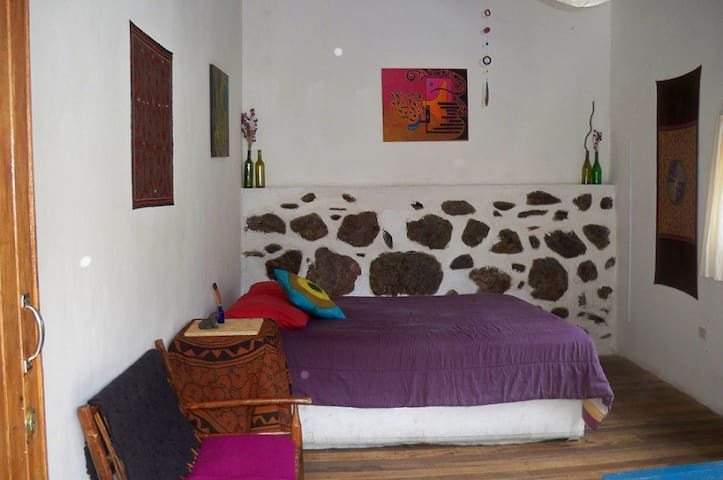 Comfortable room & Privileged view - Ollantaytambo - Rumah