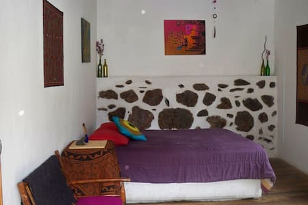 Comfortable room & Privileged view - Ollantaytambo