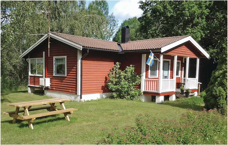 Holiday cottage with 2 bedrooms on 53m² in Åmål