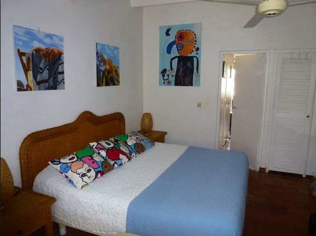high standing double rooms