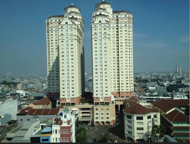 Lovely Female Single-Room in The Heart of Jakarta
