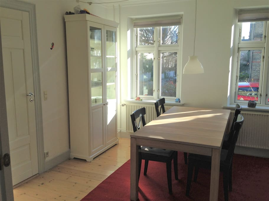 Dining room, ground floor