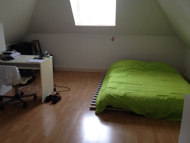Nice room near Rotterdam CS - Rotterdam - Appartement