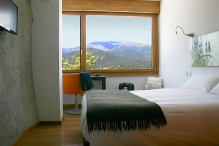 Double room with view - El Barraco - Bed & Breakfast