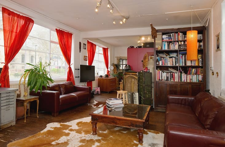 Charming loft @ Hoxton
