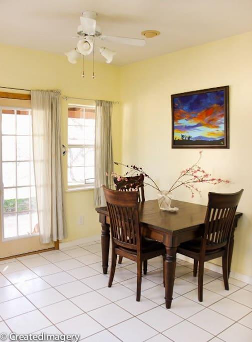 Dining room, photo 2.