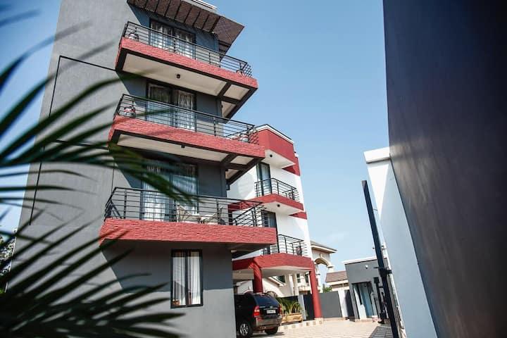 Furnished 1 bedroom Apartment at East Legon