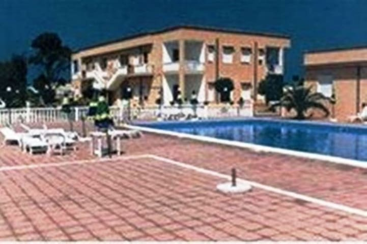 Adriatica Village Club - Torre Mileto - Appartement