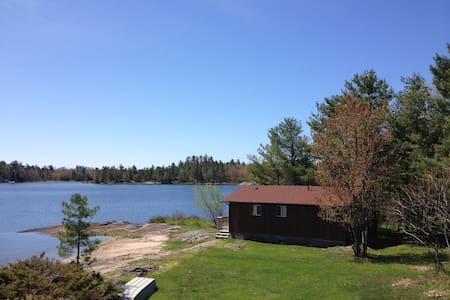 Woods Bay Lodge Cottages - MacTier - Kabin