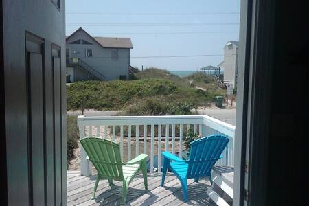 OCEAN & SOUND VIEWS, steps to beach - Emerald Isle