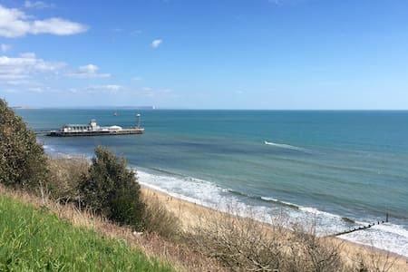Stunning Beach Side Apartment - Bournemouth - Apartment