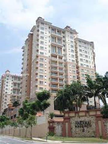 Apartment in hartamas regency 2 - Kuala Lumpur - Apartment