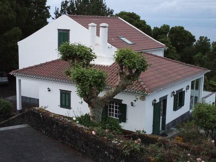 Casa encantadora em quinta com vista maravilhosa