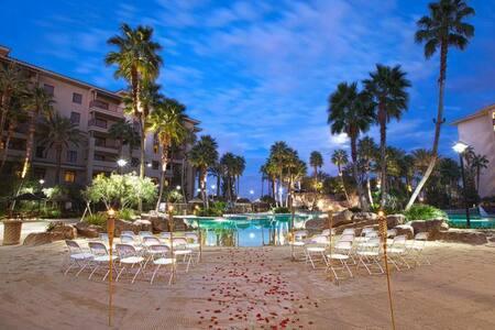 The Royal Tahitian Suite - Las Vegas