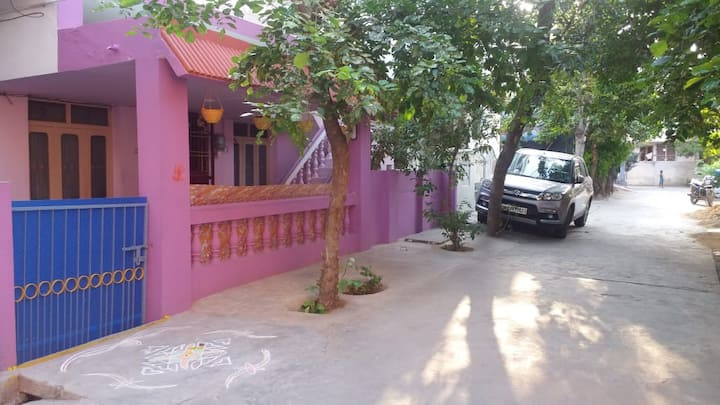 Manohar's Home (Ac double bedroom)