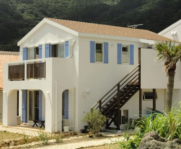 Vacances a la mer Ishigaki☆House (2 private apts)