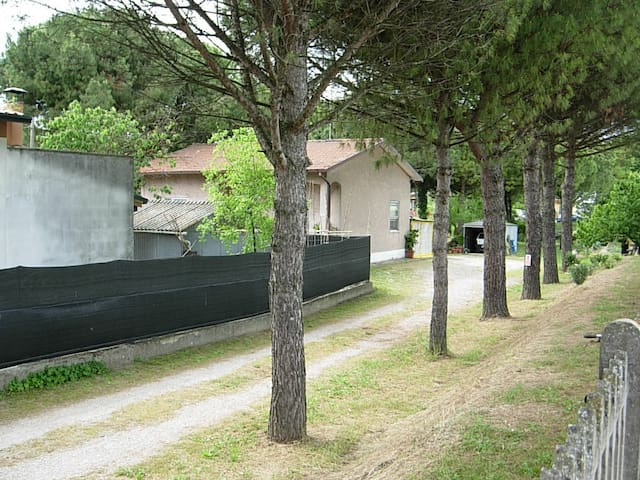 2 camere da letto,  4 posti letto - Ravenna