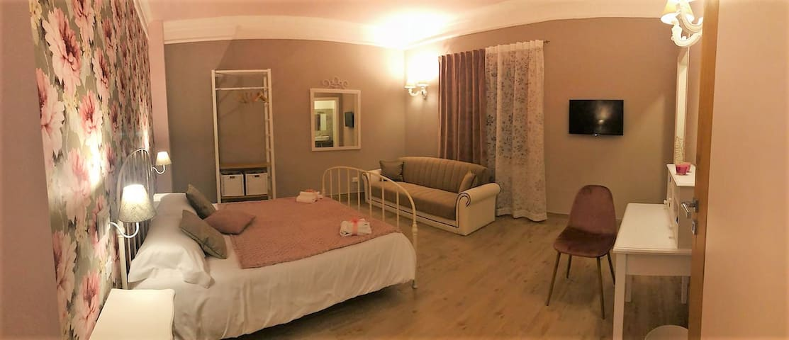 Maison Marianna B&B-ETNA- Romantic Room