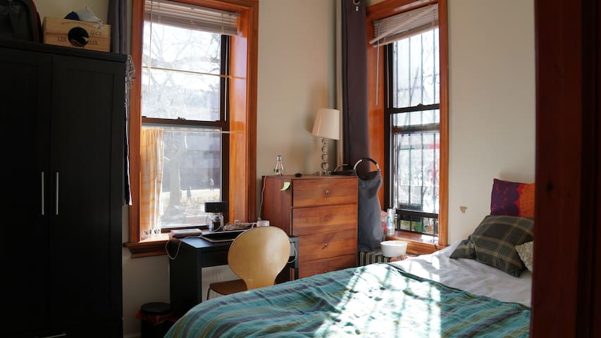 Cosy and very central room in Chinatown/Nolita!
