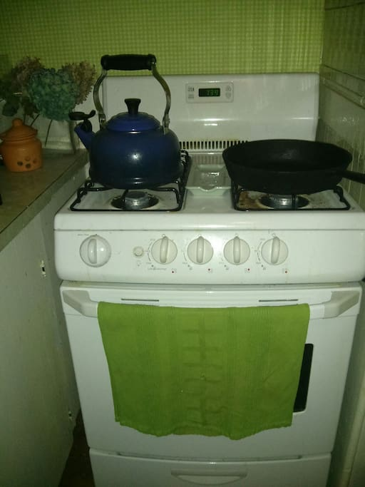 Awesome gas stove for cooking delicious meals