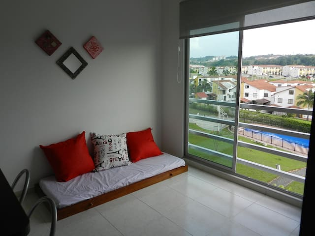 "Cozy and nice apartment ""Eje Cafete - Pereira - Appartement"