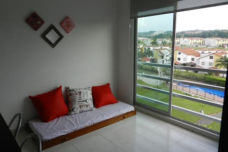 "Cozy and nice apartment ""Eje Cafete - Pereira - Departamento"