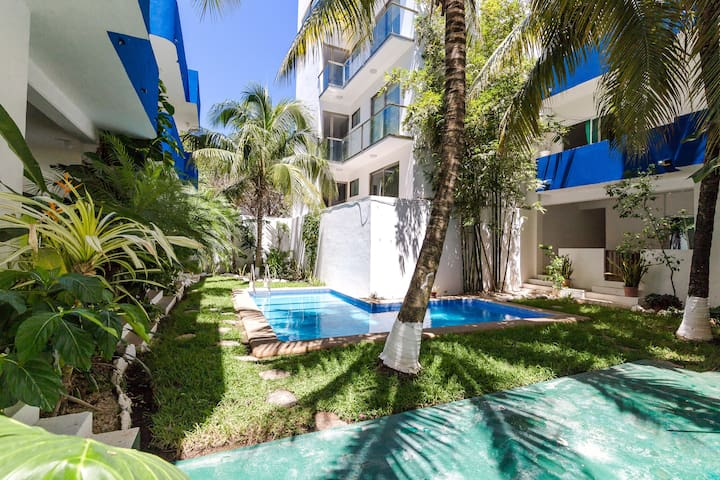 Condo close to Coco Beach - Playa del Carmen - Leilighet