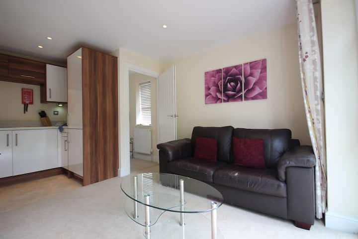Light and airy 1 bedroom St Michaels House Newbury