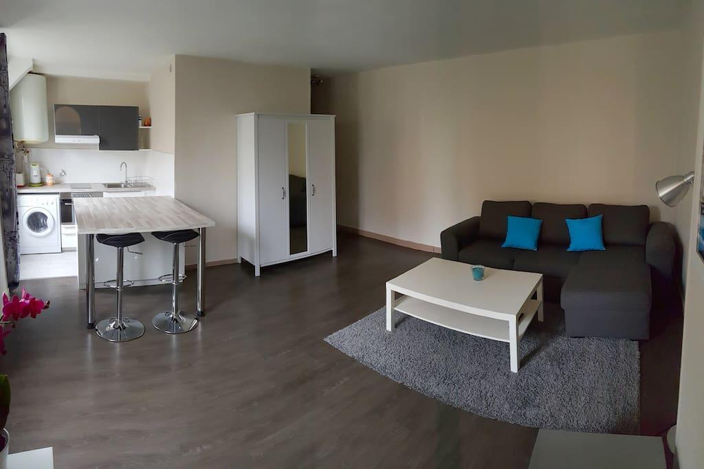 Appartement entièrement neuf !!!