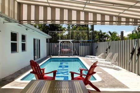 High-Tech Deerfield Beach Studio - Townhouse