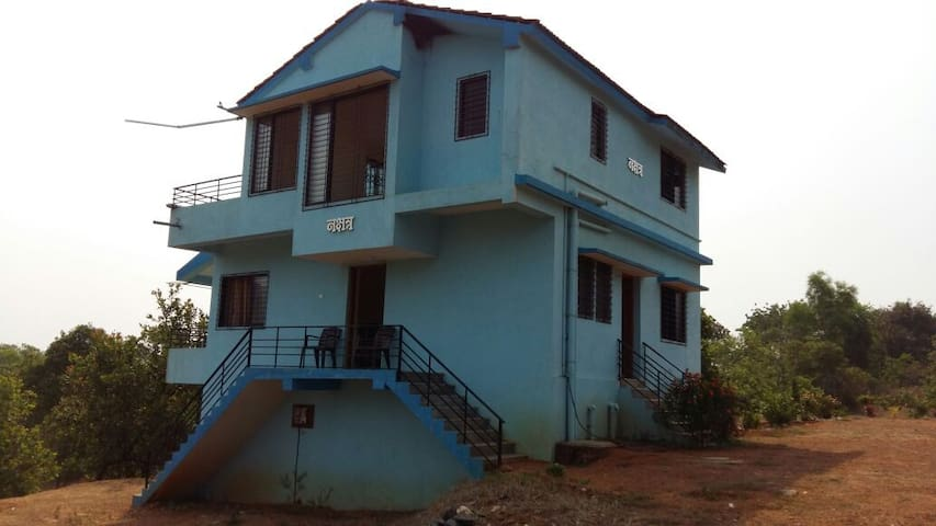 Restful vacation amidst nature - Vetye, Sawantwadi  - Rumah