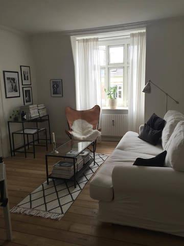 Beautiful room - 10 min from Central Copenhagen - København - Leilighet
