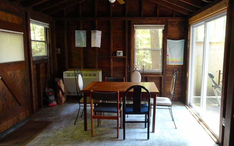 A Beautiful Lakefront Maine Cottage - Belgrade - Holiday home