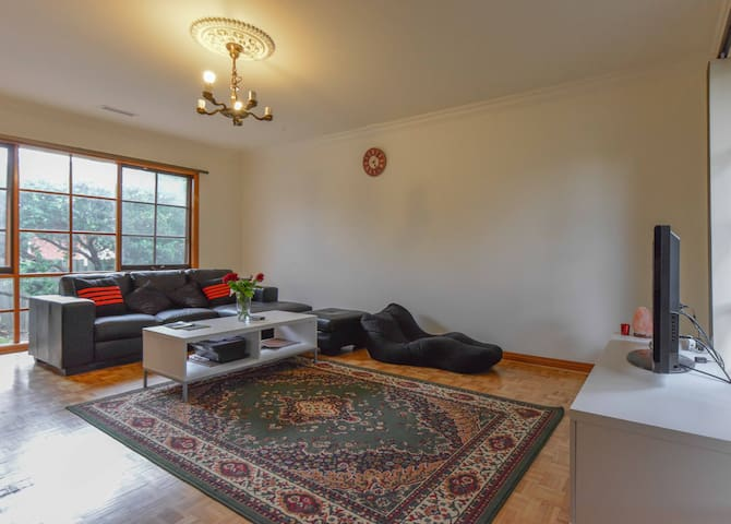 Private, Spacious & Cosy house  - Elsternwick - Casa