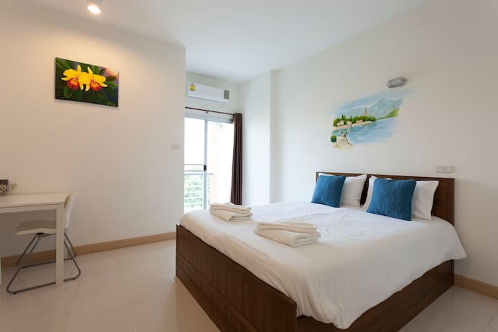 Comfy room next to Wat Ram Poeng - Muang , Chiang Mai - Pis