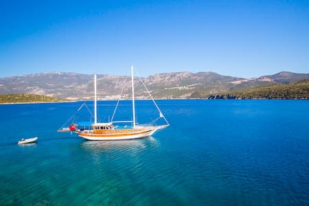Private Gulet Charters in Kas - kas