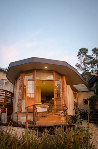 Magical Mountain Nest - South Hobart - Apartamento