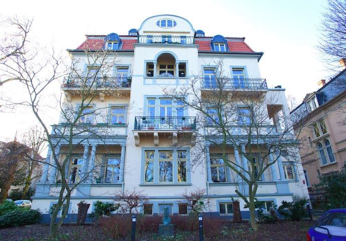 Traumhafte Wohnung direkt am Park - Bad Nauheim