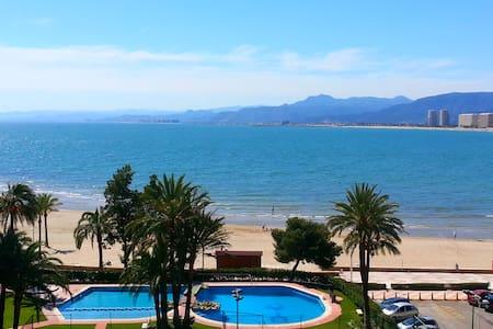 Preciosa vista bahía con piscina - Cullera - Leilighet