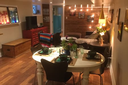 Charming Bloordale Living - Toronto - Apartment