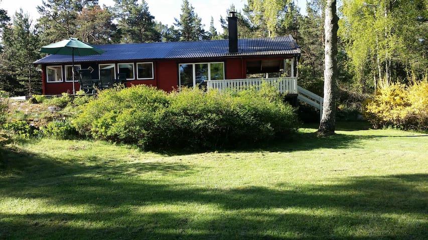 Upplev Stockholms skärgård - Värmdö SO - Hus