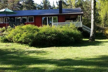 Upplev Stockholms skärgård - Värmdö SO