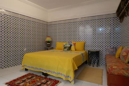 Jolie appartement  Marrakech dans la médina